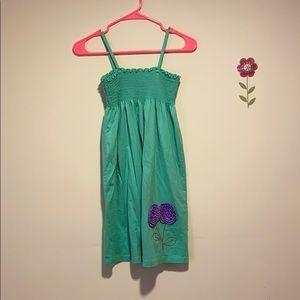Hanna Anderson girl dress